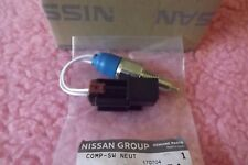 NISSAN NAVARA D22 NEUTRAL POSITION SWITCH BRAND NEW AND  GENUINE