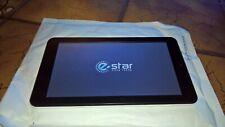 eSTAR Mercury HD Quad 7'' Tablet - Faulty
