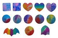 Push Pop for it Bubble Fidget Sensory Stress Relief Toy Special Needs Autism UK