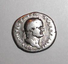 Ancient Roman Empire, Vespasian, 73 AD. AR Denarius