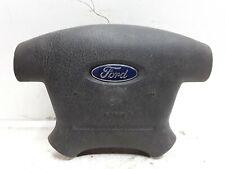 02 03 04 05 Ford Explorer drivers wheel airbag OEM black 2L2A-78043-B13AB0JA6