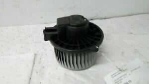 2015 Isuzu NPR Heater Blower Motor   (7494113
