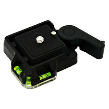New Quick Release Plate for Giottos MH630 Camera Mount MH7002 630 5011(Blac E5V8