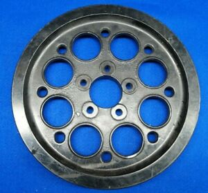 Genuine 2000-2007 Harley Davidson Dyna Touring Black Rear Pulley 70T Tooth