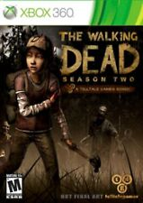 Xbox 360 The Walking Dead Season Two Video Game interactive story adventure 2