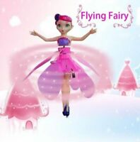 Flying Fairy Magical Princess Cute Dolls Toy Flying Drone Dolls Kids Toys Gifts