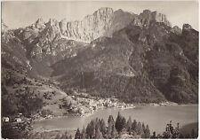 LAGO DI ALLEGHE m.980 VERSO IL MONTE CIVETTA (BELLUNO) 1953