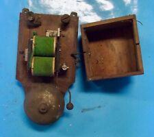 1950 Old Doorbell Bells Electric Door Bells Vintage Ancienne Sonnette Sonnerie