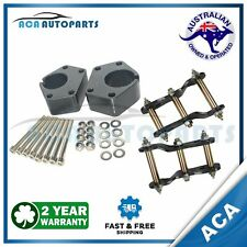 LN107 LN166 Ball Joint Spacer + Rear Shackle Lift Kit For Toyota Hilux IFS 89-04