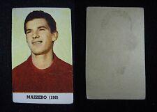 ***CALCIATORI ED. LAMPO 1958/59*** N. 190 MAZZERO (TORINO)