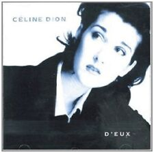 CÉLINE DION - D'EUX  CD  12 TRACKS POP/MIDDLE OF THE ROAD NEUF