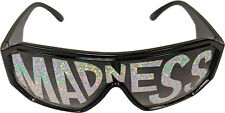 Macho Man Randy Savage Madness Black See Through Party Sunglasses