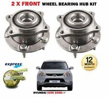 Pour Hyundai IX55 3.0 Crdi 3.8 V6 2008- > Neuf 2 X Roulement Roue avant Kit