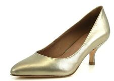 Corso Como CANDACE Brass Gold Pumps 7100 Size 8 M NEW!