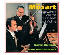 OISTRAKH & BADURA-SKODA + MOZART -  SACD Violin Sonatas Tower Records Japan