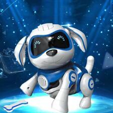 RC Dog Smart Sing Walking Talking Remote Control Robot Electronic Pet Kids Toy