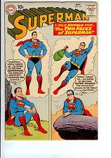 DC:  SUPERMAN #137 HIGHER  MIDGRADE