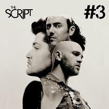 THE SCRIPT ( NEW SEALED CD ) #3 THREE [PA] DANNY O'DONOGHUE