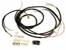 Vespa VNA VNB VBA VBB Sprint Super 125 150 BGM Pro AC 12V Wiring Loom Conversion