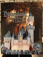 Disneyland Memories of a Lifetime 1st Edition 2000 Book Tim O'Day Disney