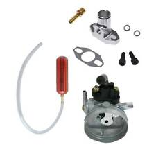 Carburetor&Red Gas Power Boost Bottle For 66cc 80cc Engine Motorized Bicycles