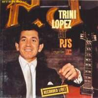 Trini Lopez - Trini Lopez At PJ's (LP, Album, RE) Vinyl Schallplatte - 68921