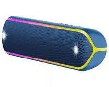 Cassa Bluetooth Portatile Sony Impermeabile Extra Bass Party Blu SRSXB32L.CE7
