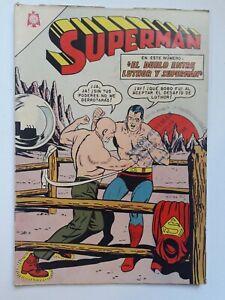 SUPERMAN #464 - ORIGINAL COMIC IN SPANISH - MEXICO - NOVARO