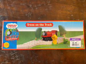 Thomas & Friends Wooden Railway Tress on the Track 2001