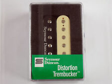 Seymour Duncan TB-6 Distortion Trembucker Black/Creme Reverse Zebra RVZ