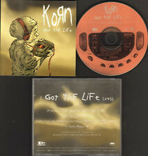 KORN Got The Life PROMO 1 track CD 1998