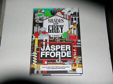 Shades of Grey by Jasper Fforde (2009, Hardcover) SIGNED 1st/1st