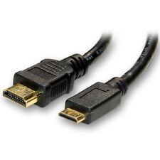 mini HDMI cable for canon PowerShot 510 S100 SD4500 SX150 SX230 G12 G10 camera