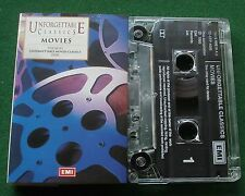 Unforgettable Movies Classics Platoon 2001 Gallipoli + Cassette Tape - TESTED