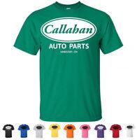Callahan Auto Parts Tommy Boy Movie Merch Gifts Guys Chris Farley T Shirts