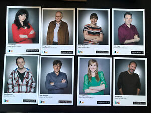 Emmerdale Cast Unsigned Photo Cards