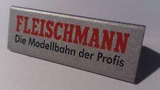 Fleischmann Die Modellbahn der Profis - Double sided shelf Badge / Label (PL)