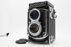 [Top Mint] Minolta Autocord Model III 6x6 Tlr Film Fotocamera W/ Strap Da Japan