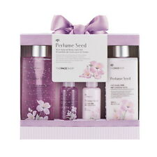 [The Face Shop] Perfume Seed Rich Body Shower / Milk Special Set