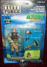 BBI Elite Force 1:18 U.S. Army Desert Figure: Night Ops (#21155)  (MOC)