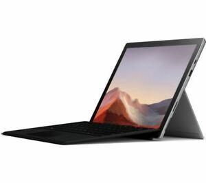 "Sealed Microsoft Surface Pro 7 12.3"" 128GB i5 10th Gen 1.10GHz 8GB Next Day Del"