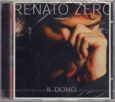 """RENATO ZERO """" IL DONO """" CD SIGILLATO 2005 TATTICA"""