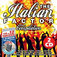 Italian Factor Compilation (2 Cd) IT-WHY