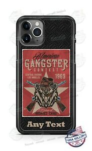 American Gangster Contest Poster Custom Phone Case For iPhone Samsung Google LG