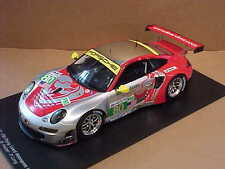 Spark 1/18 Resin Porsche 997 RSR, 2012 LeMans, Flying Lizard Motorsports #18S074
