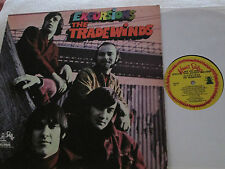 THE TRADEWINDS..EXCURSIONS ORG '67 RARE MONO PROMO POP-PSYCH VG+!