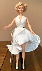BARBIE~MARILYN MONROE~7-Year Itch Hollywood Legends Collection~
