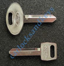 1984 - 1993 Ford Mustang Key Blanks blank keys