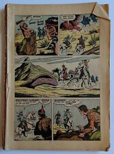 Dell Giant Lone Ranger Movie Story #0 Comic 1956 Coverless Incomplete Tonto