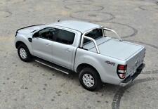 Laderaumabdeckung Ford Ranger Limited Double Cab Silber ab Baujahr 2012